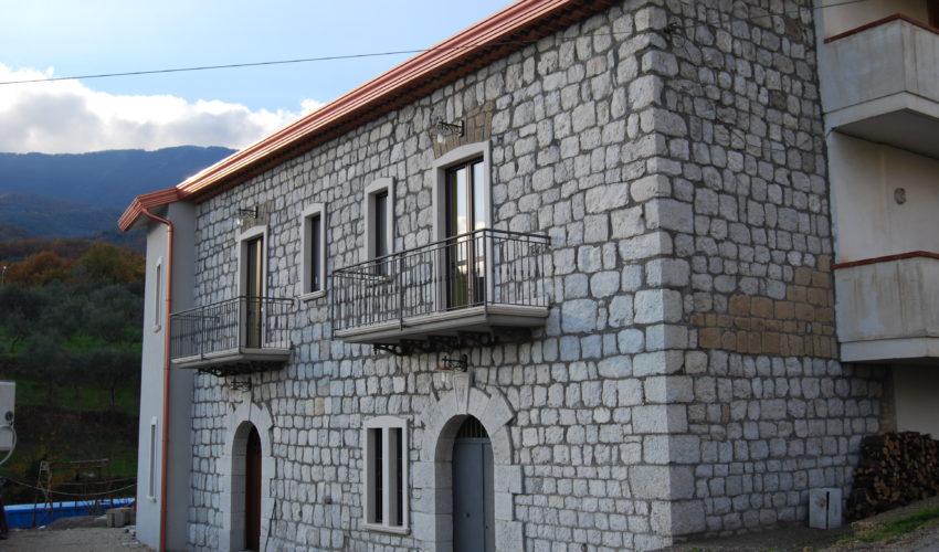 Ristrutturazione Edificio Rurale – Affittacamere